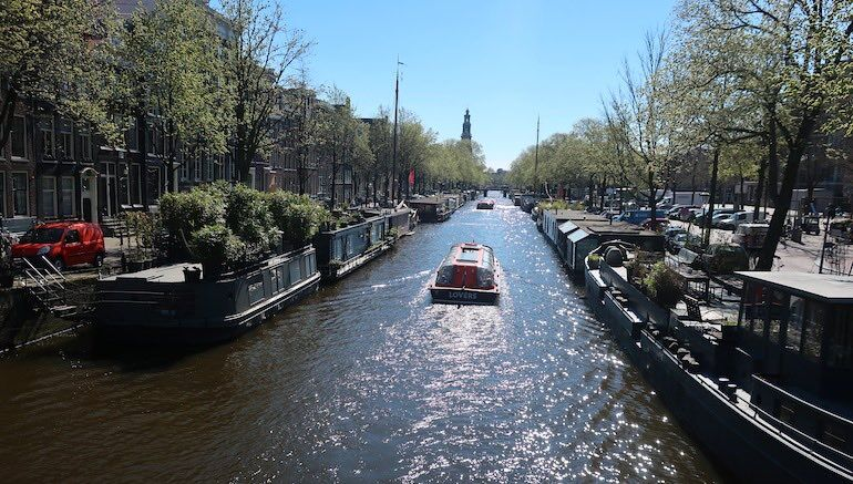 Amsterdam History Tour Canals