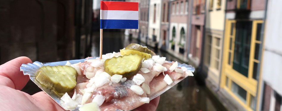Amsterdam Must Eat Snacks Herring