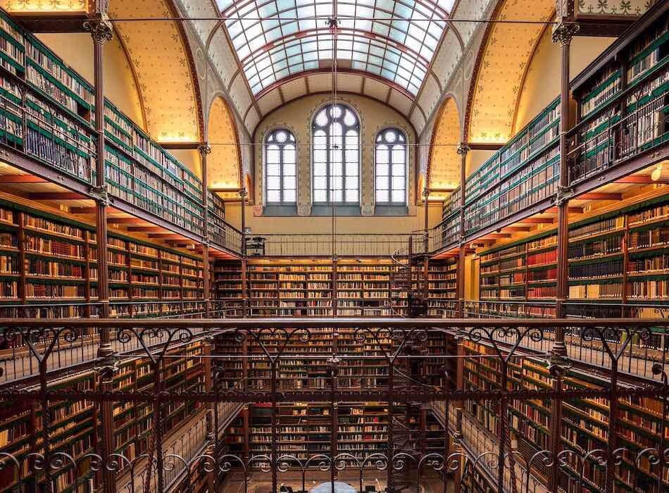 Rijksmuseum Library Visit
