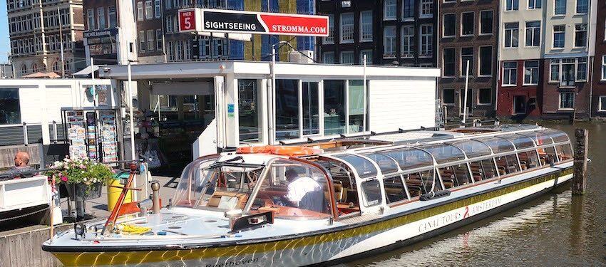 stromma canal tours netherlands