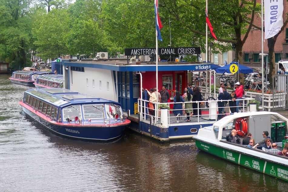 blue boat company stadhouderskade 501