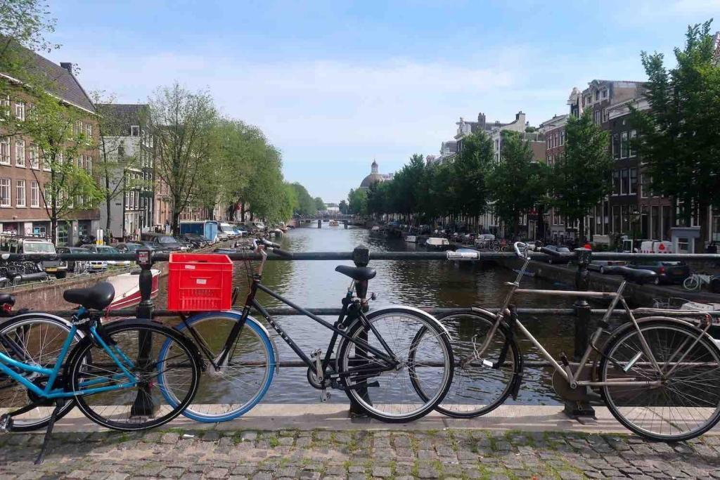 Netherlands Capital Singel Gracht