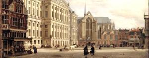 Amsterdam History Tour Dam Square