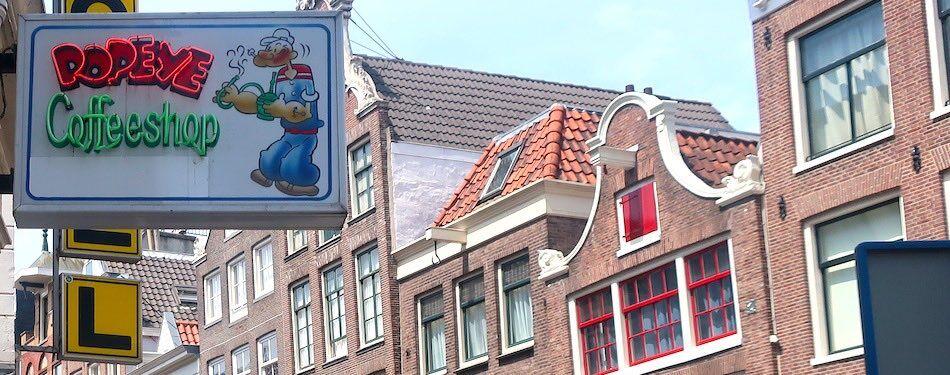Worst coffeeshops in Amsterdam Popeyes