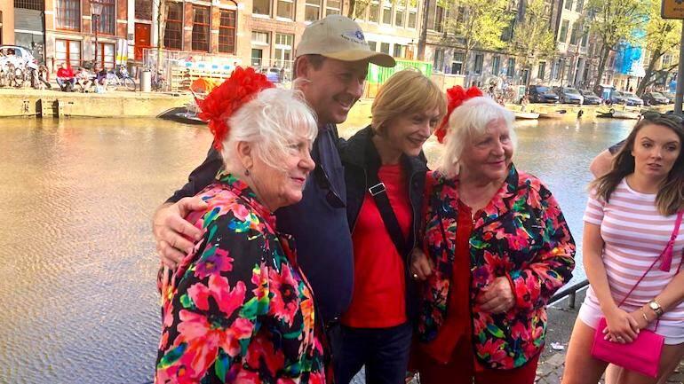 Fokkens Twins Tour Amsterdam