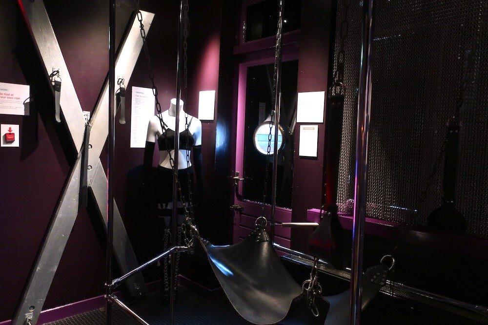Museum Of Prostitution Amsterdam