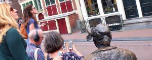 Amsterdam Audio Tour Red Light District App