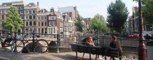 Amsterdam cycling tour