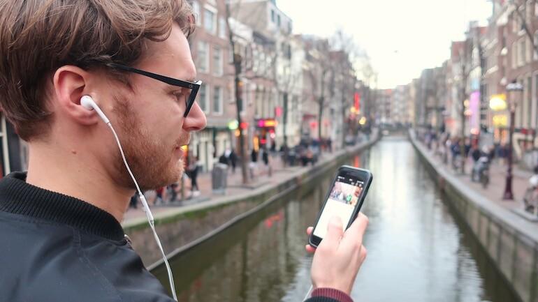 Amsterdam Audio Tours