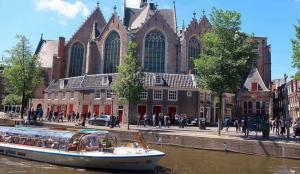 Amsterdam canal tours questions