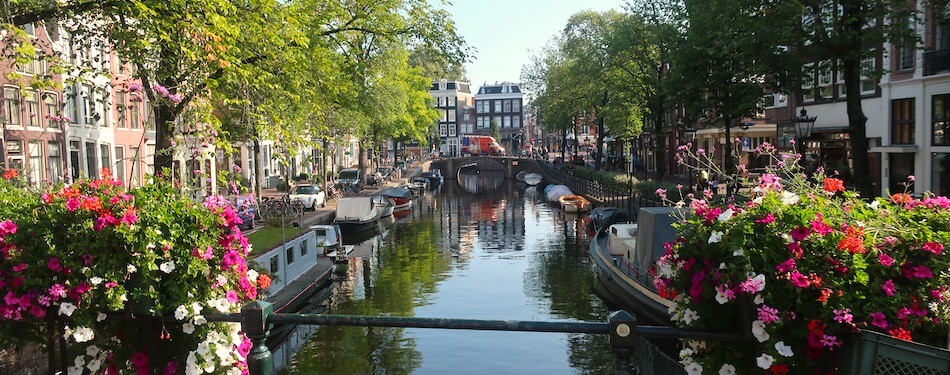 Tourism in The Netherlands statistics