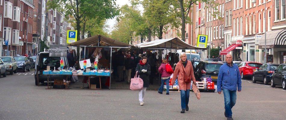 Lapjesmarkt Amsterdam Clothing Market