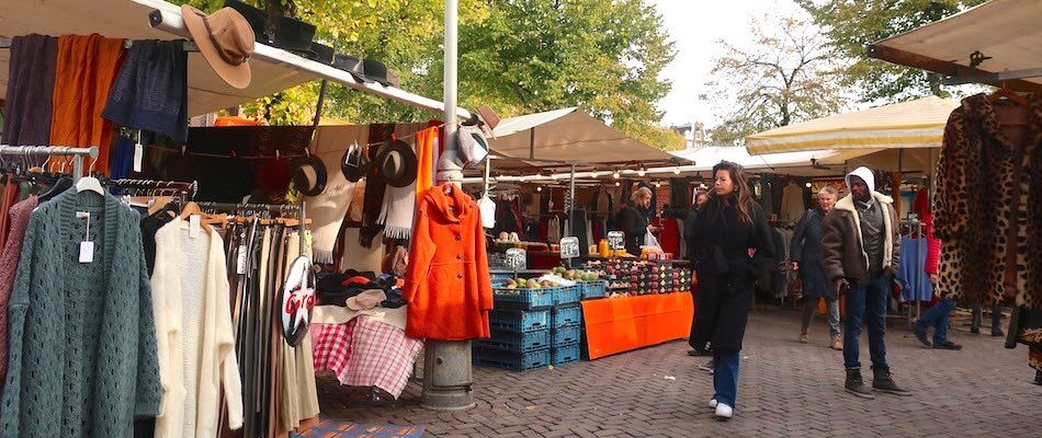 Amsterdam Markets Clothes