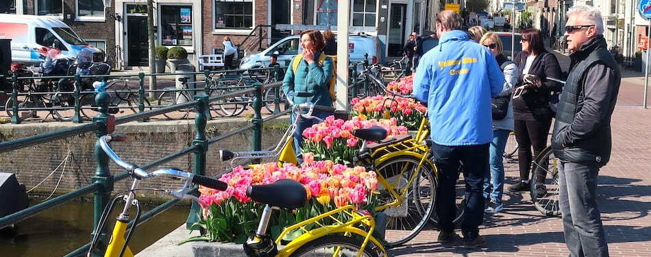 amsterdam bicycle tours