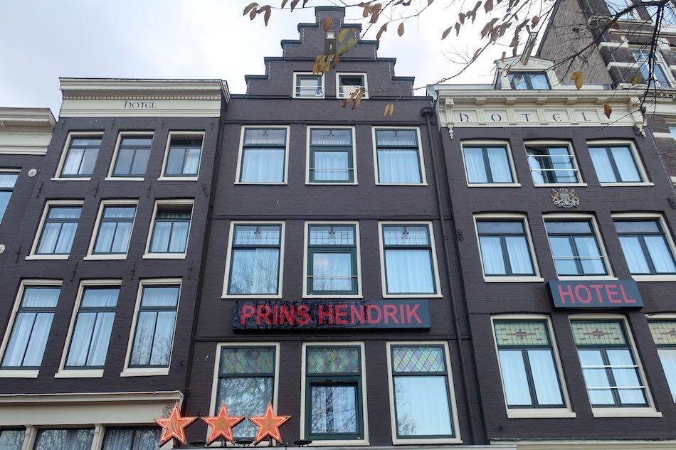 chet baker death hotel Amsterdam