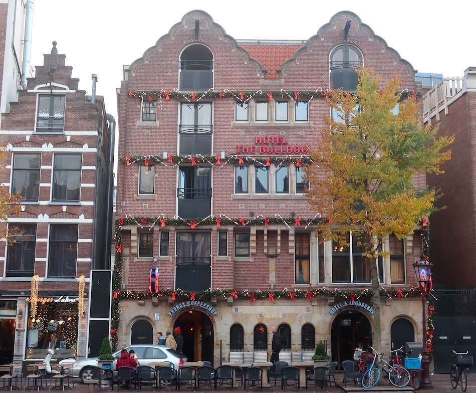 bulldog hotel amsterdam