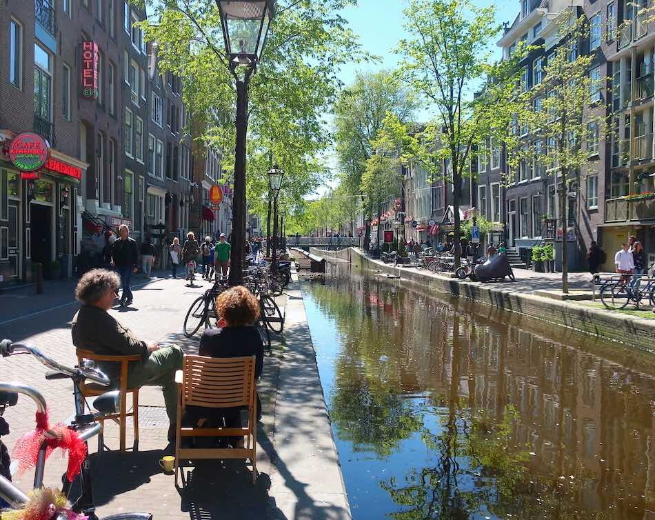 Amsterdam summer season