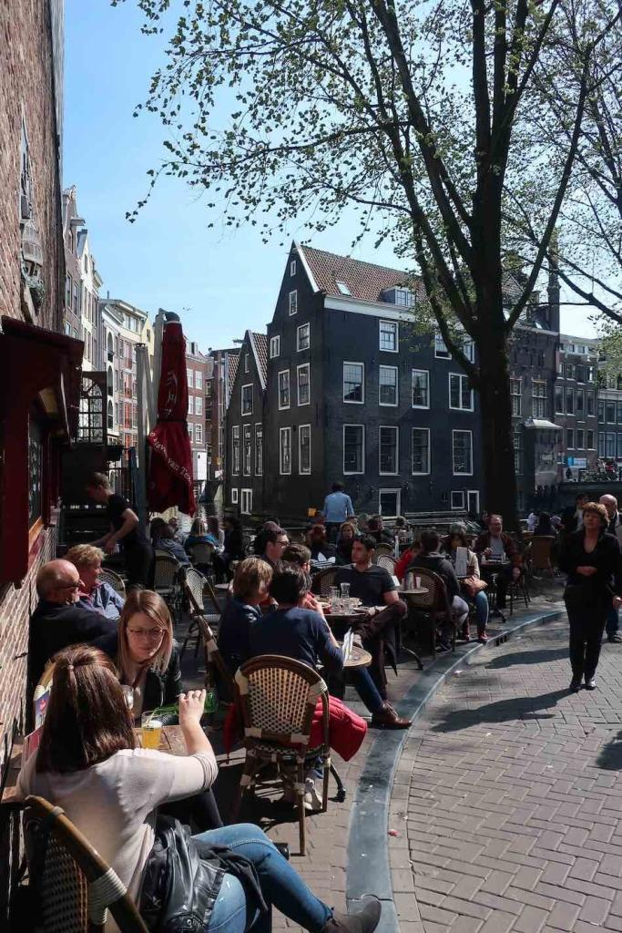 Best spots in Amsterdam