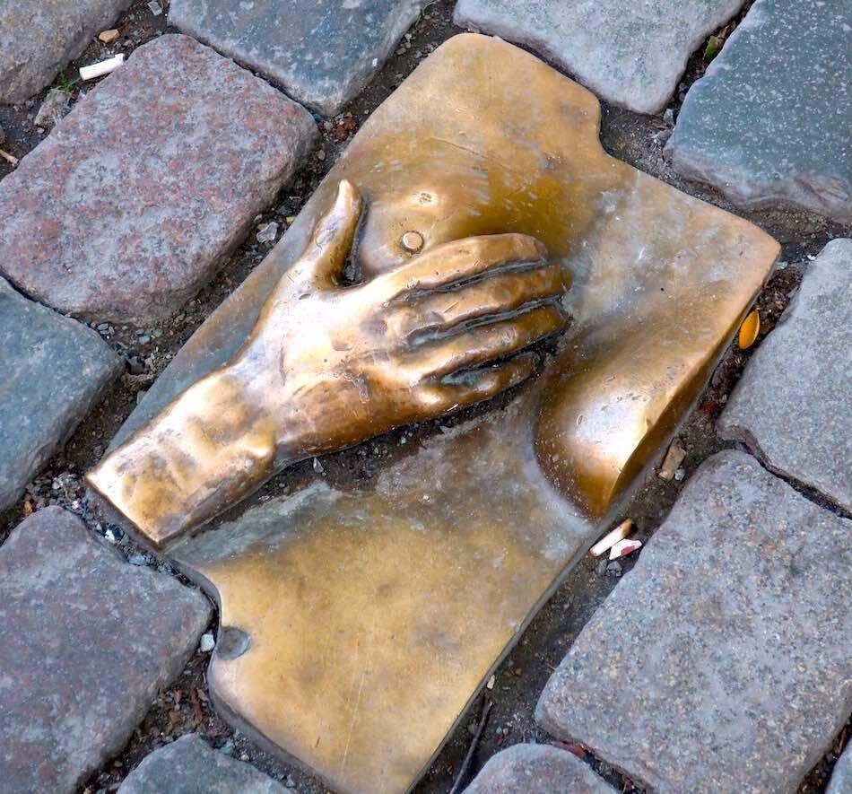 Hidden art Amsterdam