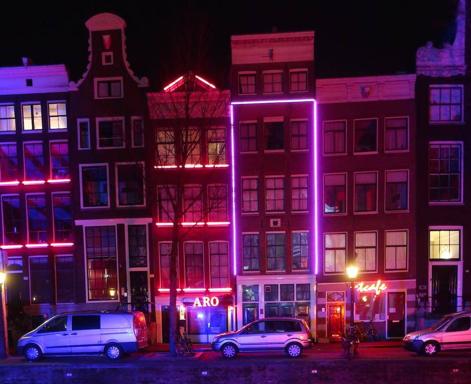 Red Light District brothel