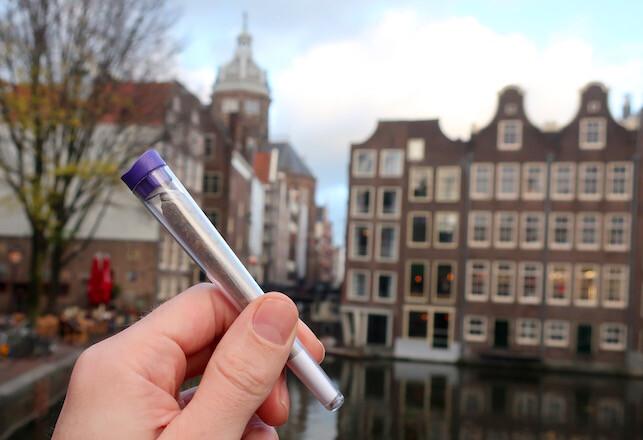 Amsterdam Drug Tour Weed Coffeeshops