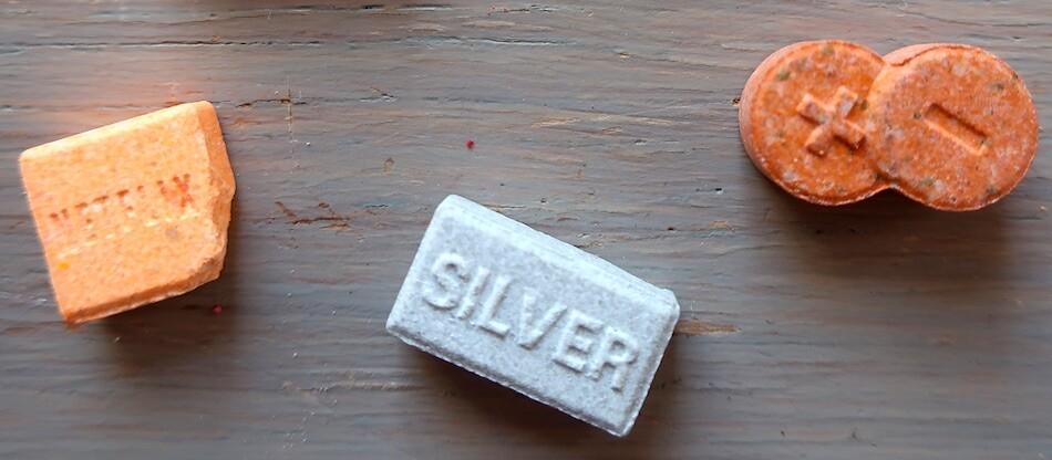 XTC pills pictures