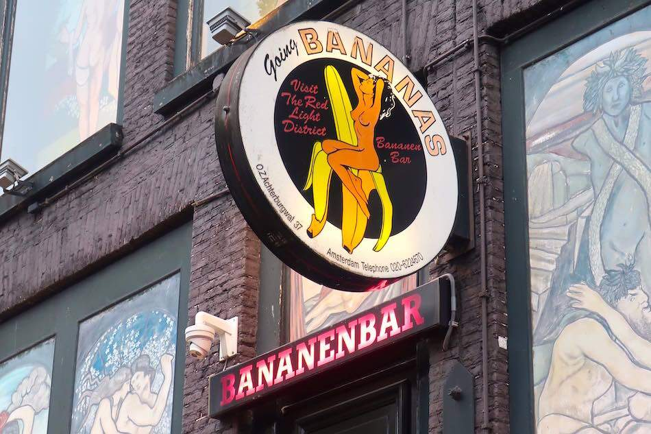 sex shows in amsterdam today