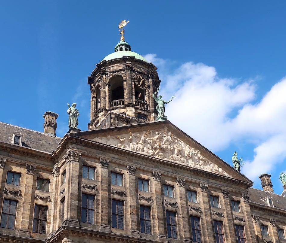 Amsterdam history facts