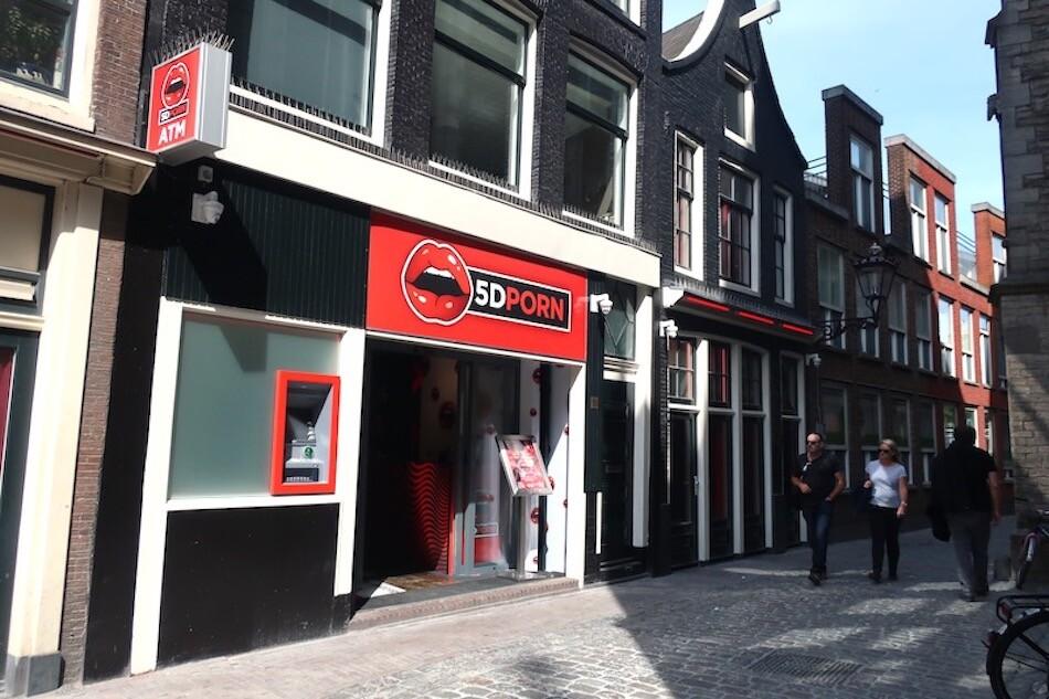 5D Porn Cinema In Amsterdam