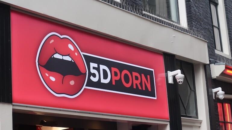 5D Porn Cinema Amsterdam