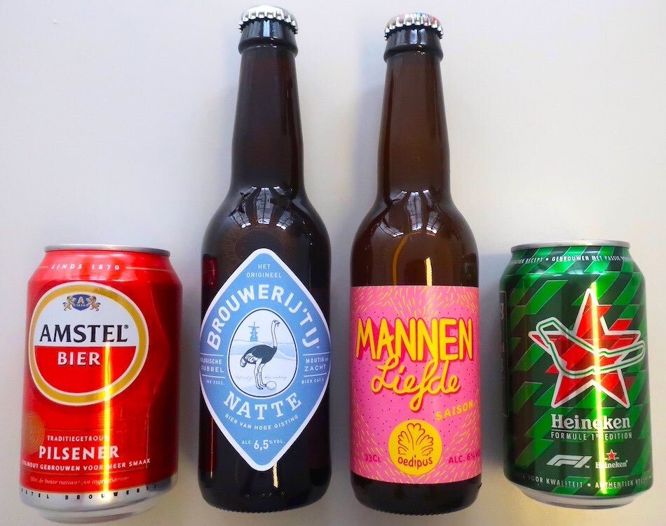 4 amsterdam beer brand
