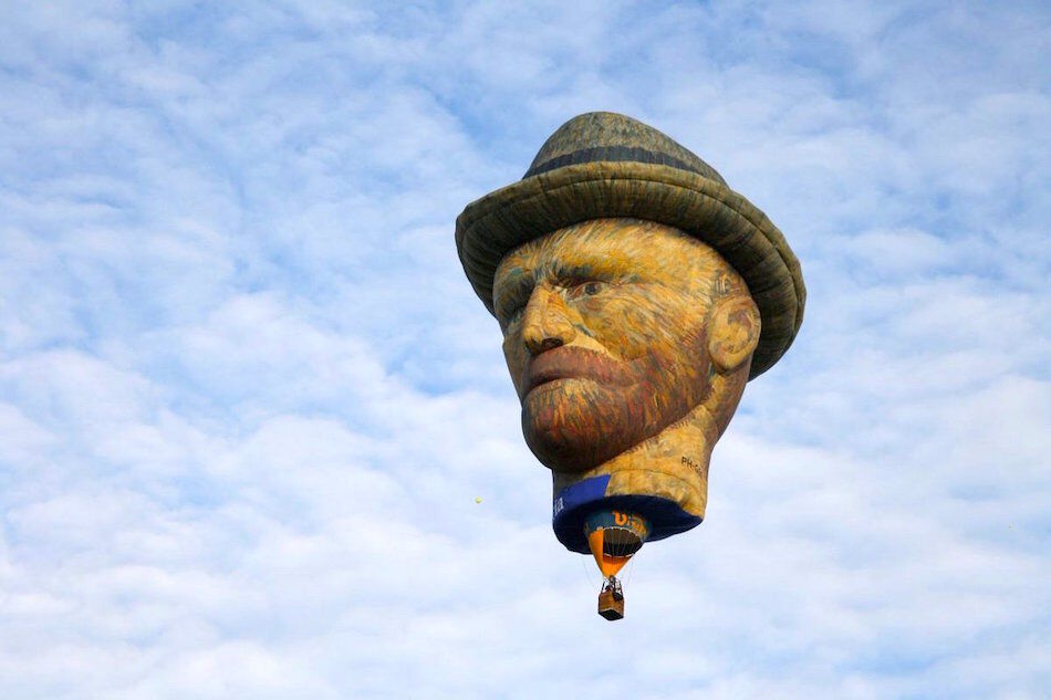 Van Gogh history facts