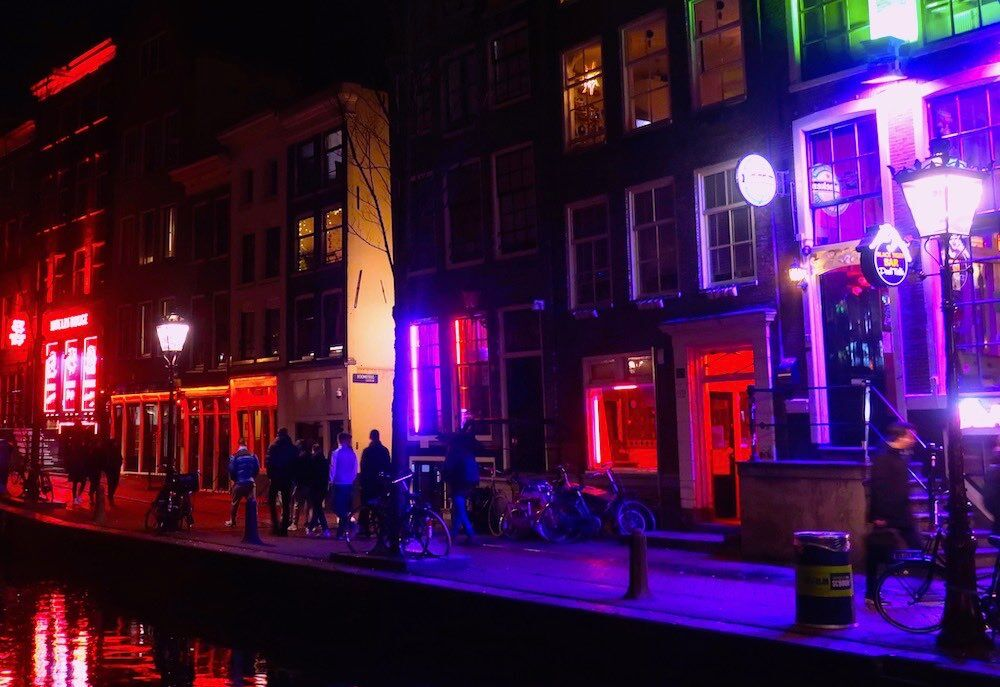 Amsterdam Red Light District rules