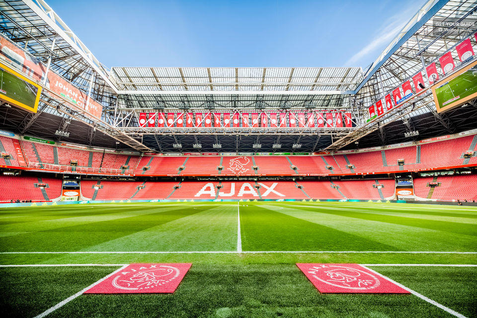 Amsterdam arena tour tickets