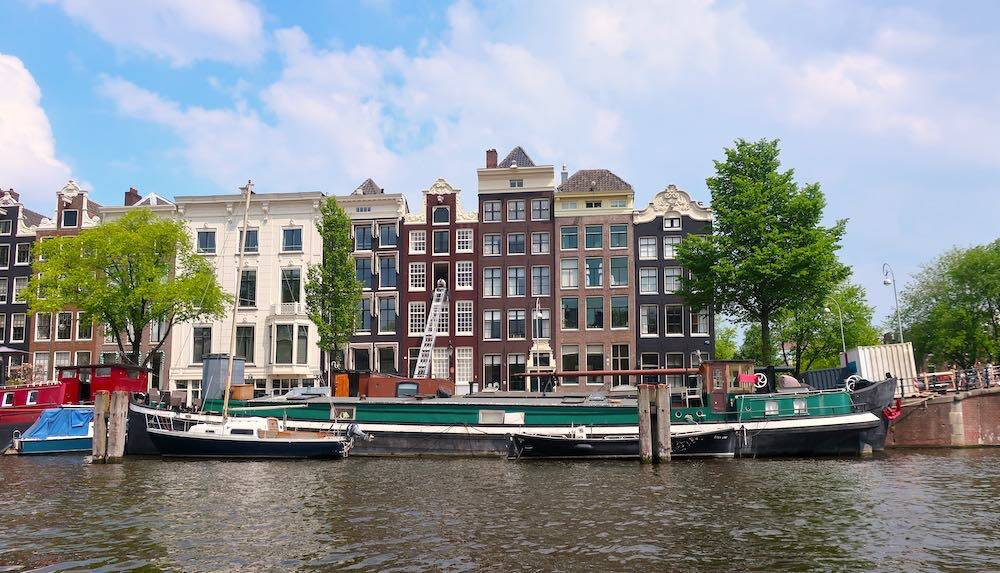 amsterdam amstel river