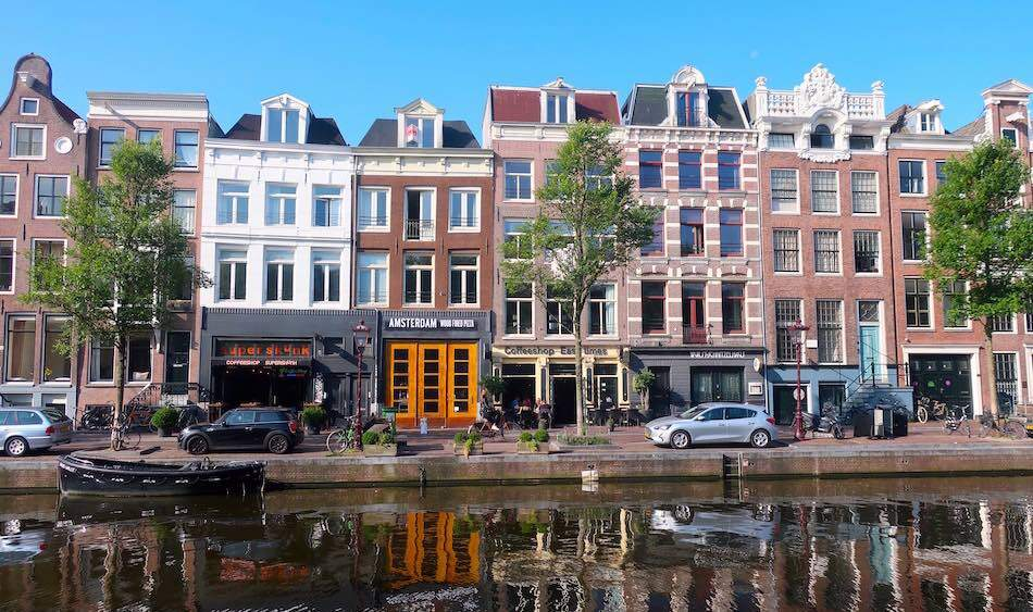 flights to amsterdam cheap