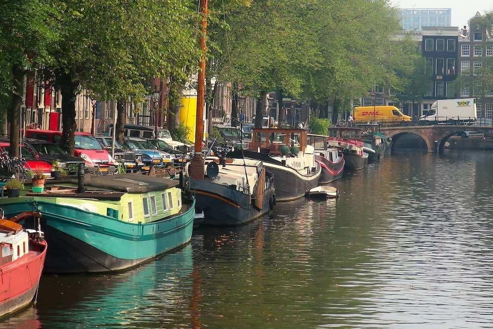 Amsterdam flight tips