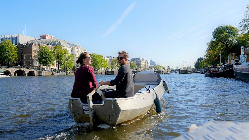 rent a boat amsterdam