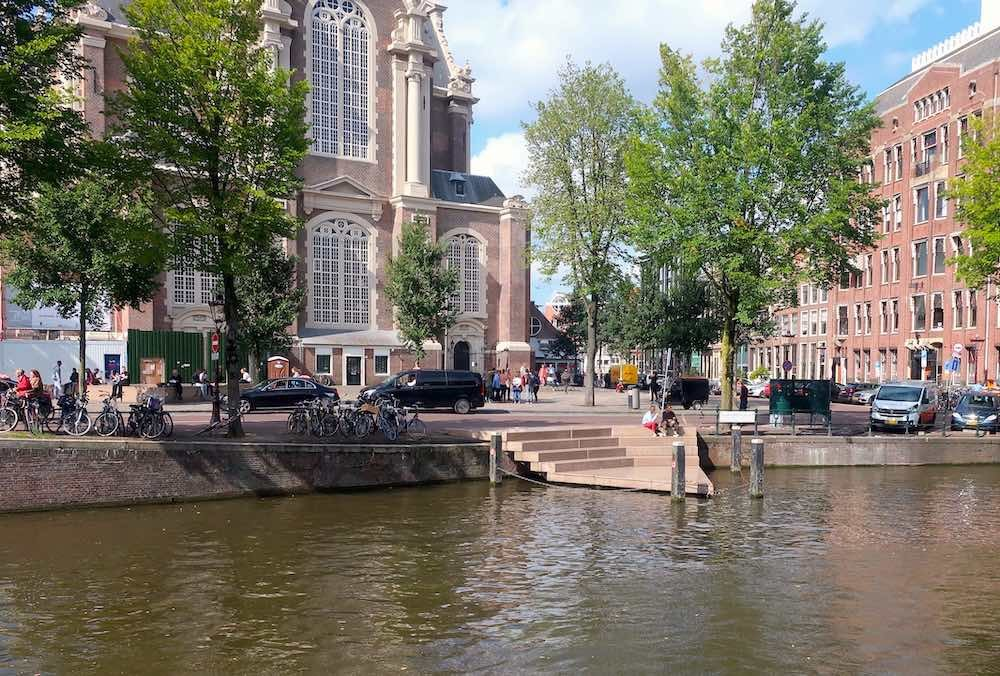 Homo monument Netherlands