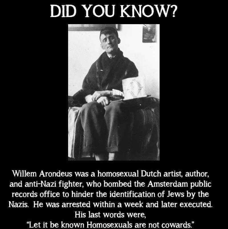 Amsterdam in WWII fact