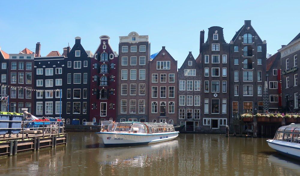 Best cheap hotels in Amsterdam city centre