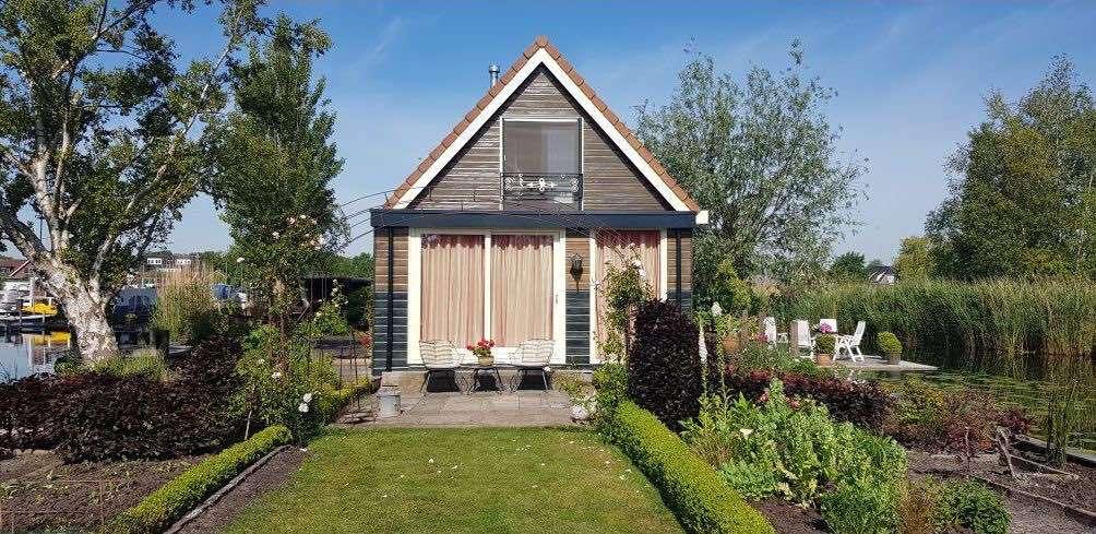 private island Near Amsterdam