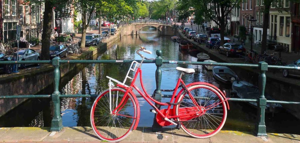 Contact us Tours in Amsterdam
