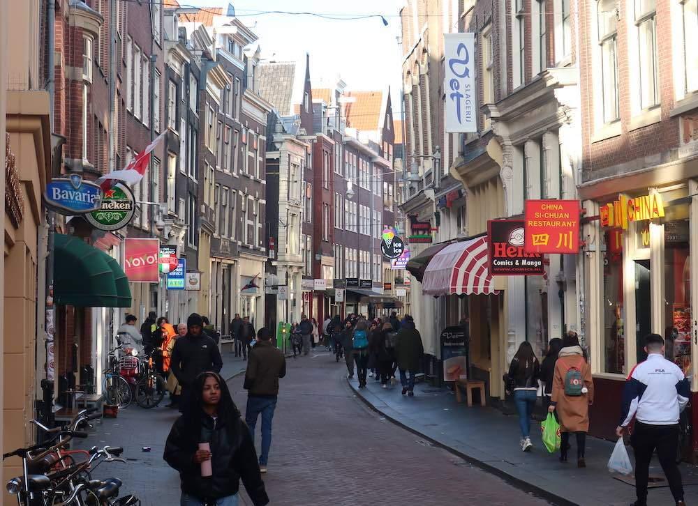 chinatown in amsterdam