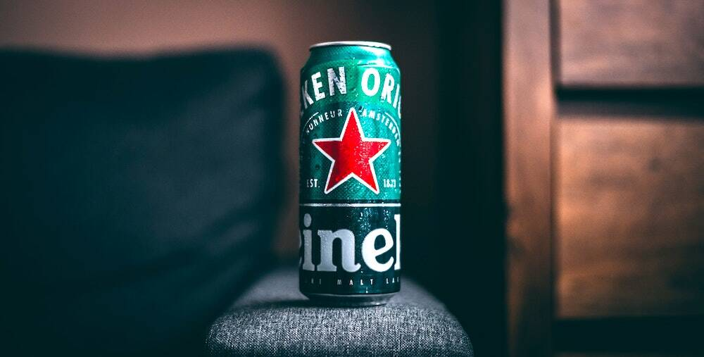 Heineken stats
